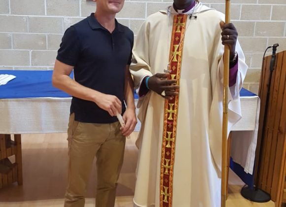 Parish Confirmation Service 2018