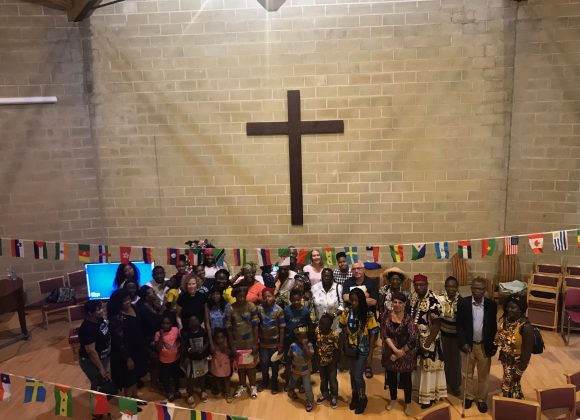 Christ Church event raises awareness of violence in southern Cameroon