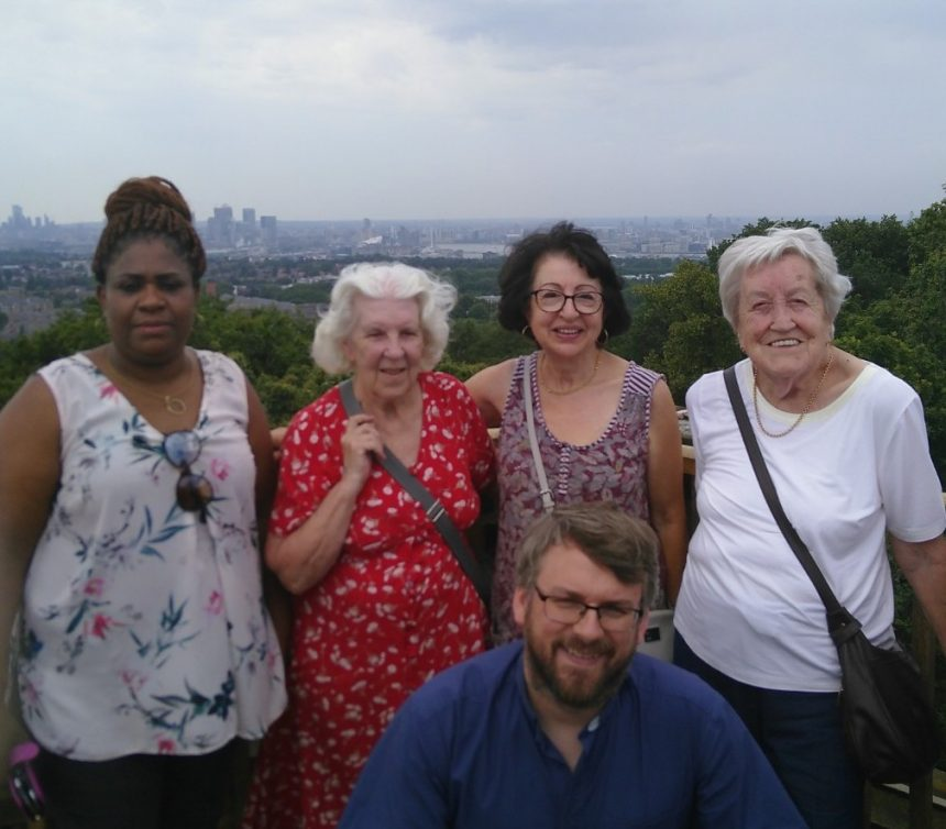 Thursday Connect Trip to Severndroog Castle – 25th July 2019