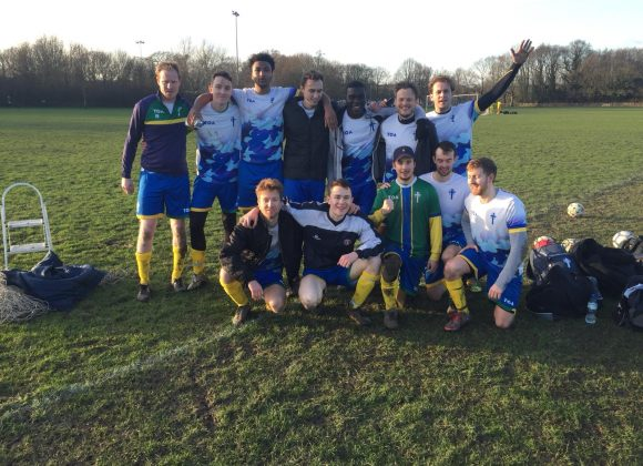 CCEG FC latest win