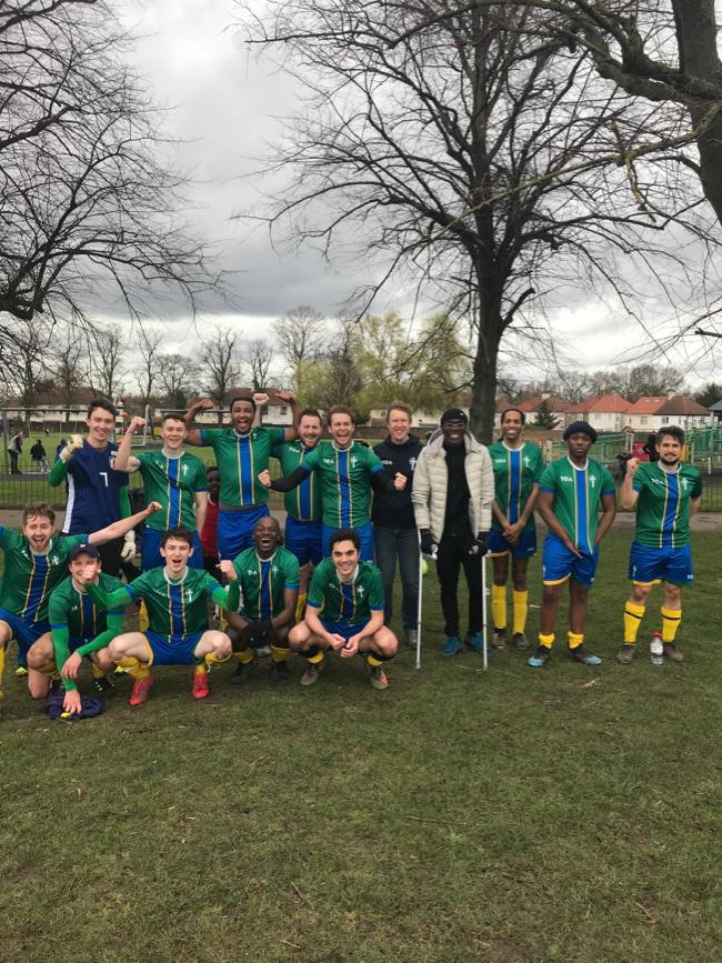 CCEG FC promotion